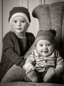 Edith & Sixten fotograferade av Peter Lindberg